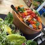 Homemade Cherry Tomato Salad