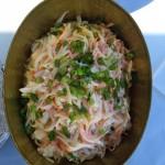 Gourmet Coleslaw