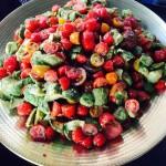 Freshly Prepared Salad To Order