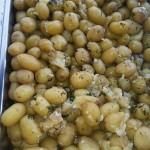 Side Dish Of Potatoes