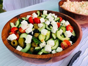 Northamptonshire - greek salad